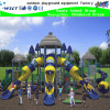 2015 New Playground with 2 Colors Slide (HK-50003)