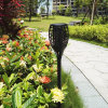 2017 Dancing Flame Lighting Lamp 96LED Solar Flickering Torch Light