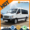 Diesel Chinese Brand High Roof Kingo 9-19 Seats Mini Van Bus for Sale