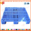HDPE Stackable Deck Rackable Grid Surface Plastic Tray Pallet (Zhp8)