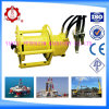 0.5 Ton Remote Control Small Offshore Pneumatic Air Winch