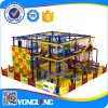Expansion Series Safety Indoor Playground Equipment Rope Net
