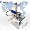 Metal Ipg Fiber Laser Marking Machine for Ring Plastis PVC