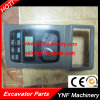 Excavator Electric Parts Dashboard for Kobelco Sk200-6e
