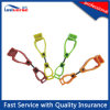Multicolor Plastic Gloves Safety Clips