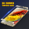 3D Side Glue Hot Bending Tempered Glass Screen Protector for Samsung S6 Edge Plus