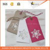 Custom Craft Paper Cloth Label Printing Tags Printing Hang Tag
