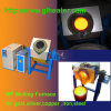 Induction Melting Furnace for Melting 20 Kgs of Copper, Brass, Silver, Gold, Stainless Steel, Aluminium