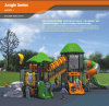 Kaiqi Medium Sized Forest Themed Children′s Outdoor Playground (KQ10021A)