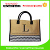 Embroidery Jute Storage Bag in China Factory