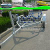 Manufacturer Made Galvanized and Heavy Duty 6.9m Boat Trailer Bct0107p