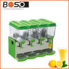 4 Tank 40L Juice Dispenser with Cold and Hot Fuction
