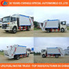 4X2 Waste Compactor Truck 10cbm Compressor Garbage Truck for Sale