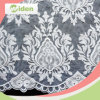 Eco Friendly Swiss Wedding Dress Organza Lace Fabric
