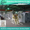 Economic Baby Diaper Manufacturing Machine with CE Cerficatiion