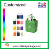 Promotional Reusable Supermarket Non Woven Shopping Bag Grocery Tote Bag