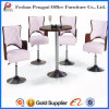 Medium Back Meeting Chair with Round Table