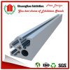 S023 1/4 Upright Extrusion for Octanorm System