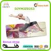 Natural Tree Rubber Yoga Mat Custom Printed
