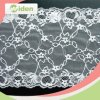 17cm Oeko Approval Nylon and Spandex Home Textile Lace Fabric
