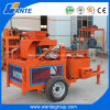Wt1-20m Kenya Soil Cement Interlocking Brick Making Machine, Brick Machine Price