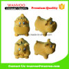 Popular Home Decoration Spray Fur Animal Piggy Bank Coin Bank