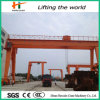 40 Ton Gantry Crane Rail Mounted Crane for Lifting