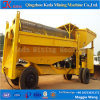 Mineral Processing Gold Ore Recovery Equipment, Gold Washing Trommel Screen
