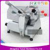 10 Inch Semi Automatic Frozen Meat Cutter Meat Slicing Machine