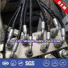 Steel Wire Braided Rubber Oil Hoses