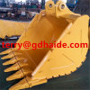 Rock Bucket for Caterpillar Cat326 Excavator
