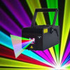 Mini 3000MW RGB 30k DMX Ilda Animation Laser Effect Light