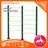 Custom Outdoor Gym Body Building Stainless Steel Outdoor Fitness Equipment