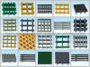 FRP/GRP Molded Grating; Fibreglass Grating, Industrial GRP Grating,