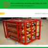 Central Gas Supply Lcng Horizontal Cylinder Rack