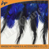 High Fashion Blue Decorative Feather Chain