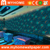 Building Material Luxury Design 3D Wallpaper for KTV