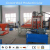 Complete Production Line Supply Concrete Cement Brick Making Machine