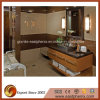 New Design White Quartz Stone Bathroom Tile