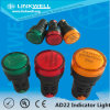 22mm LED Indicator Light for Equipment (AD22-22DS)