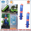 Front-End Multistage Telescopic Cylinders for Dump Truck