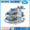 2 Color 600mm Flexographic Printing Machine