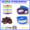 Professional Whoiesale Colorful Silicone Bracelet Wristband