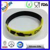 The Cheapest Silicone Custom Bracelet for Advertising