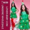Adult Lady Christmas Tree Tutu Costume (L70936)
