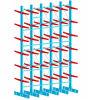 Steel Warehouse Cantilever Rack