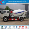 Foton Mini 4X2 Concrete Mixer Truck 6wheels Cement Mixer Truck