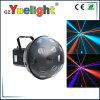 LED Mushroom Lamp Hole DJ Light