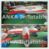 Inflatable Helium Zeppelin Airplane Model for Promotion Show