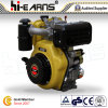 Diesel Engine with Keyway Shaft Yellow Color (HR186FE)